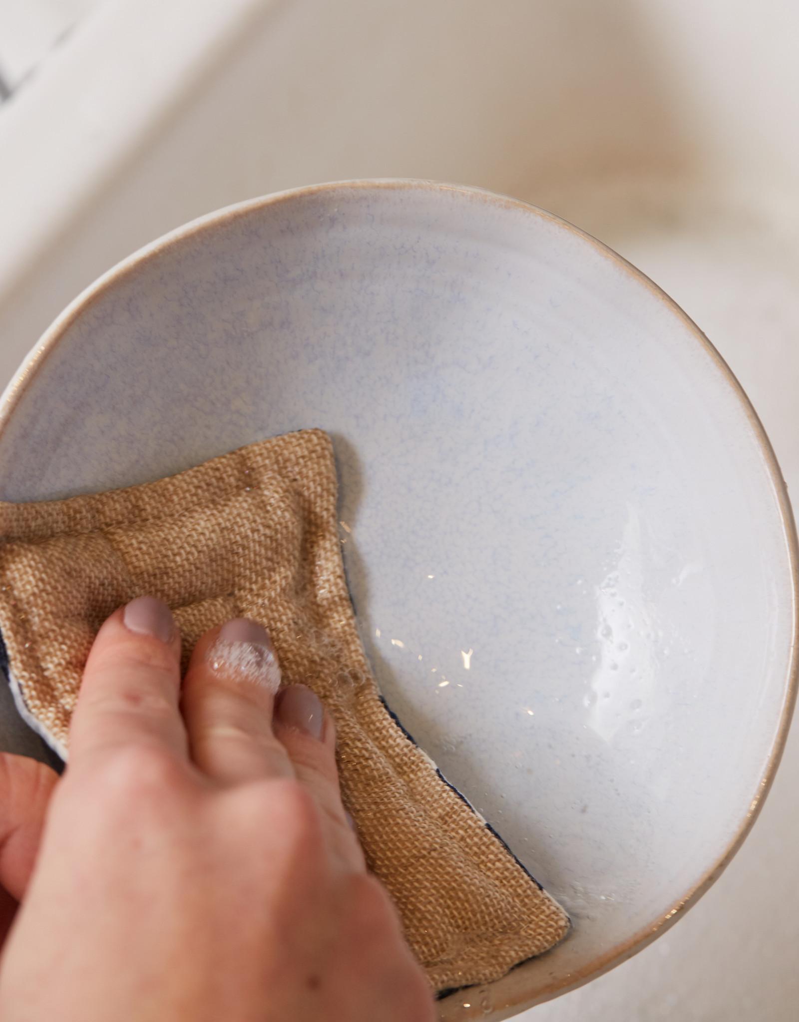Tabitha Eve Herbruikbare afwasspons ruw