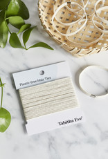Tabitha Eve Plastic free hair ties 8pc