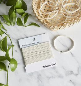 Tabitha Eve Plastic free hair ties