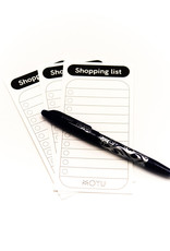 Moyu Reusable shopping list