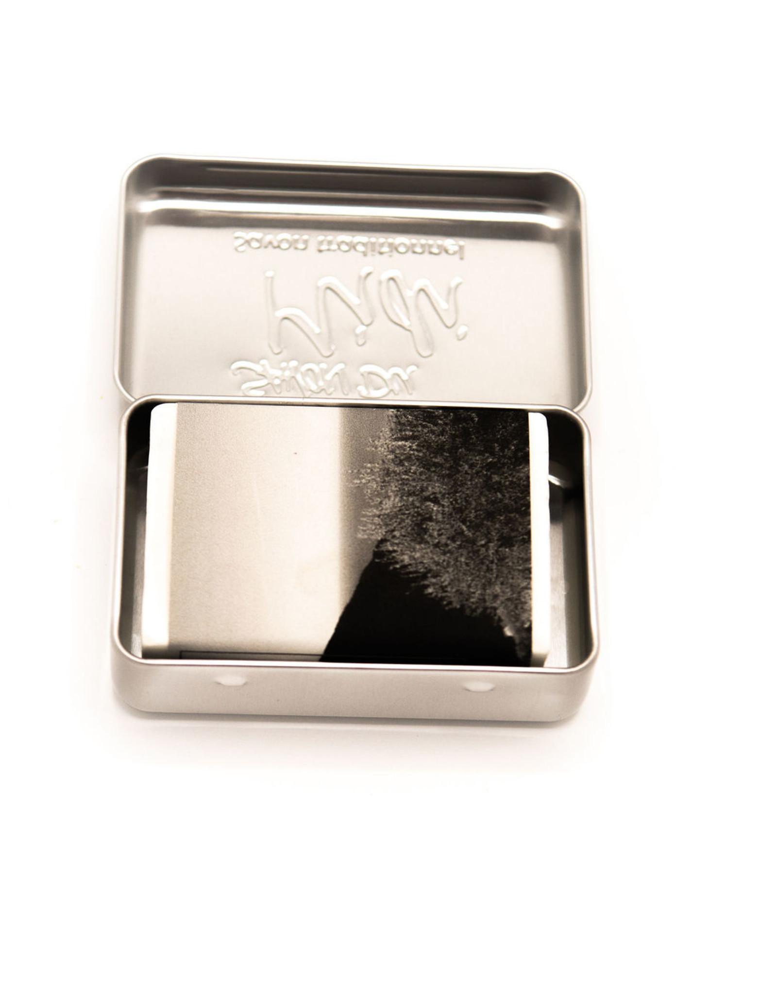 Redecker Aluminium zeepdoosje