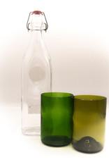 Ecodis Glass lemonade bottle