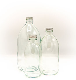 Kuishi Glazen refill flesjes