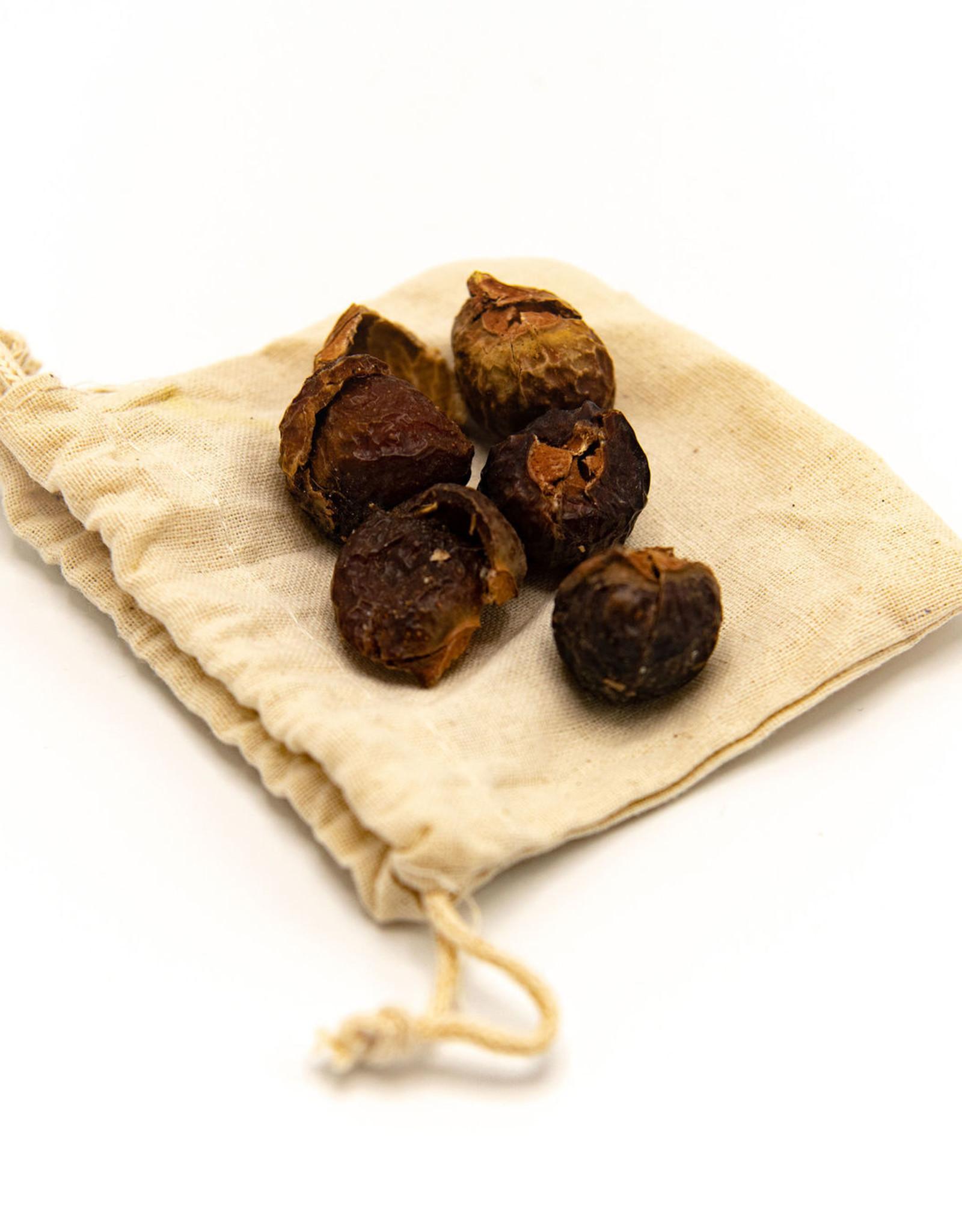 Living Naturally Soapnut bag