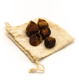 Living Naturally Soapnut bag