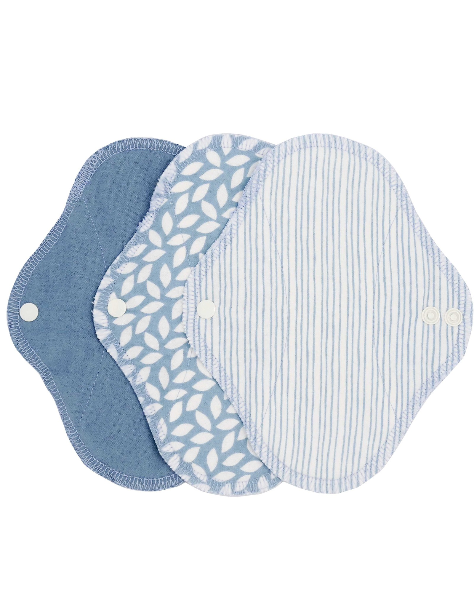 Reusable panty liner 3 pc