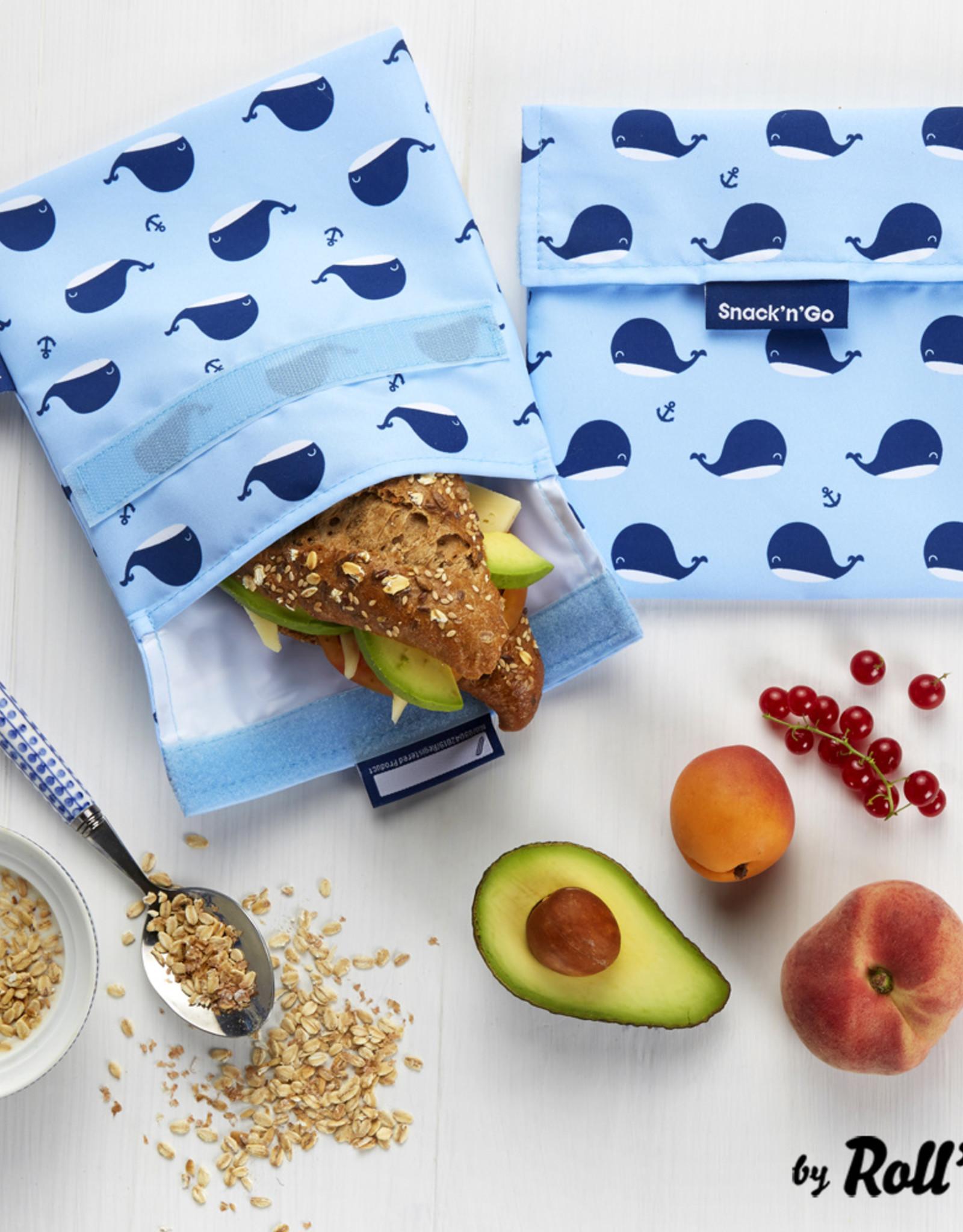 Snack'n Go met print
