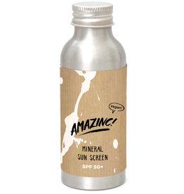 Amazinc Mineral sun screen SPF50+