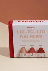 Axiology Make up balmies: Cotton Candy Skies