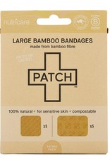 Patch PATCH Bamboepleisters groot