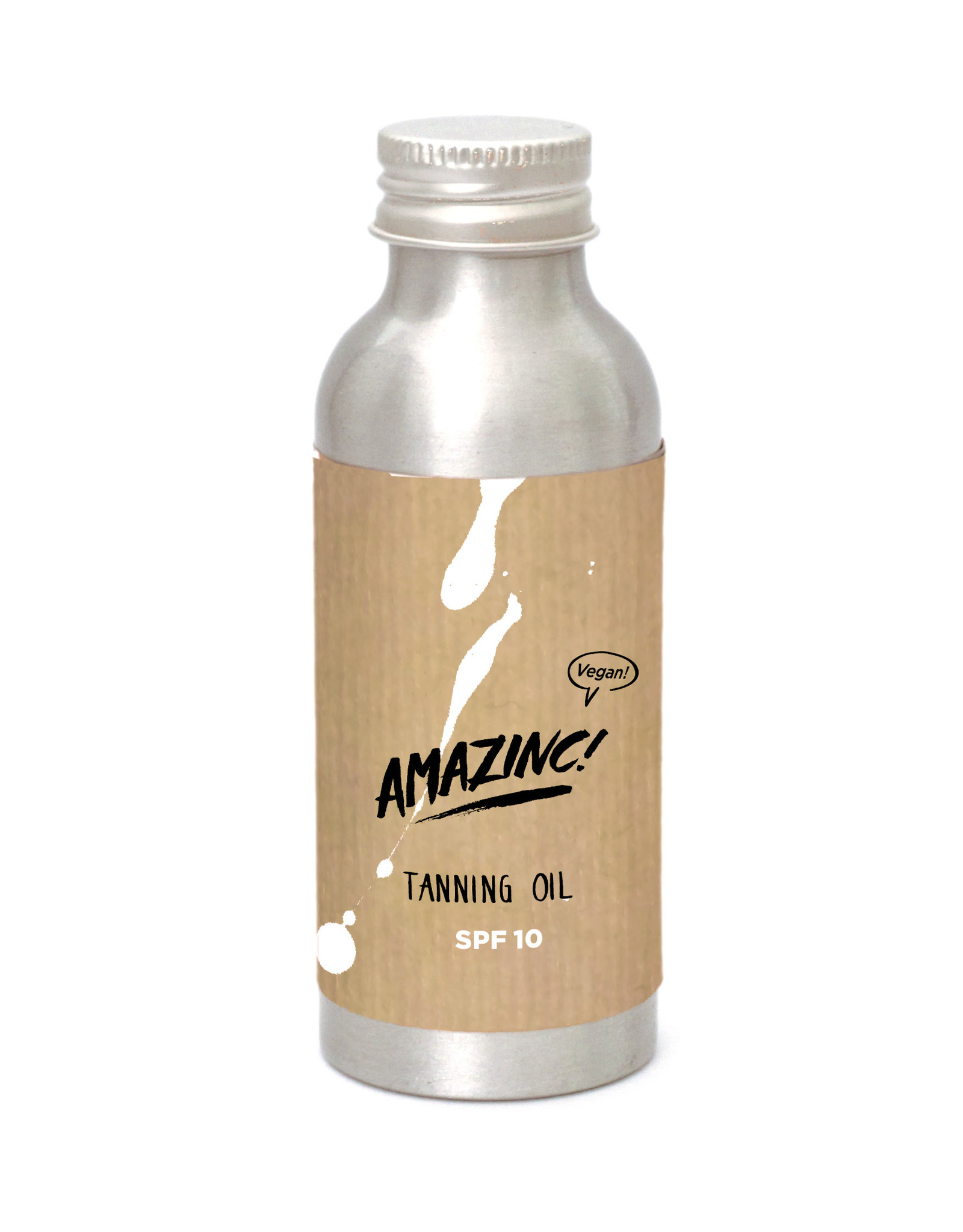 Amazinc Tannng oil SPF10+