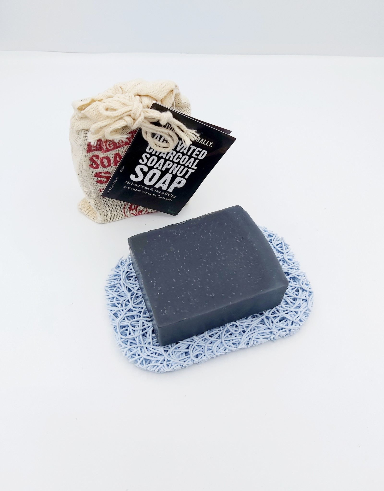 Living Naturally Activated charcoal soap