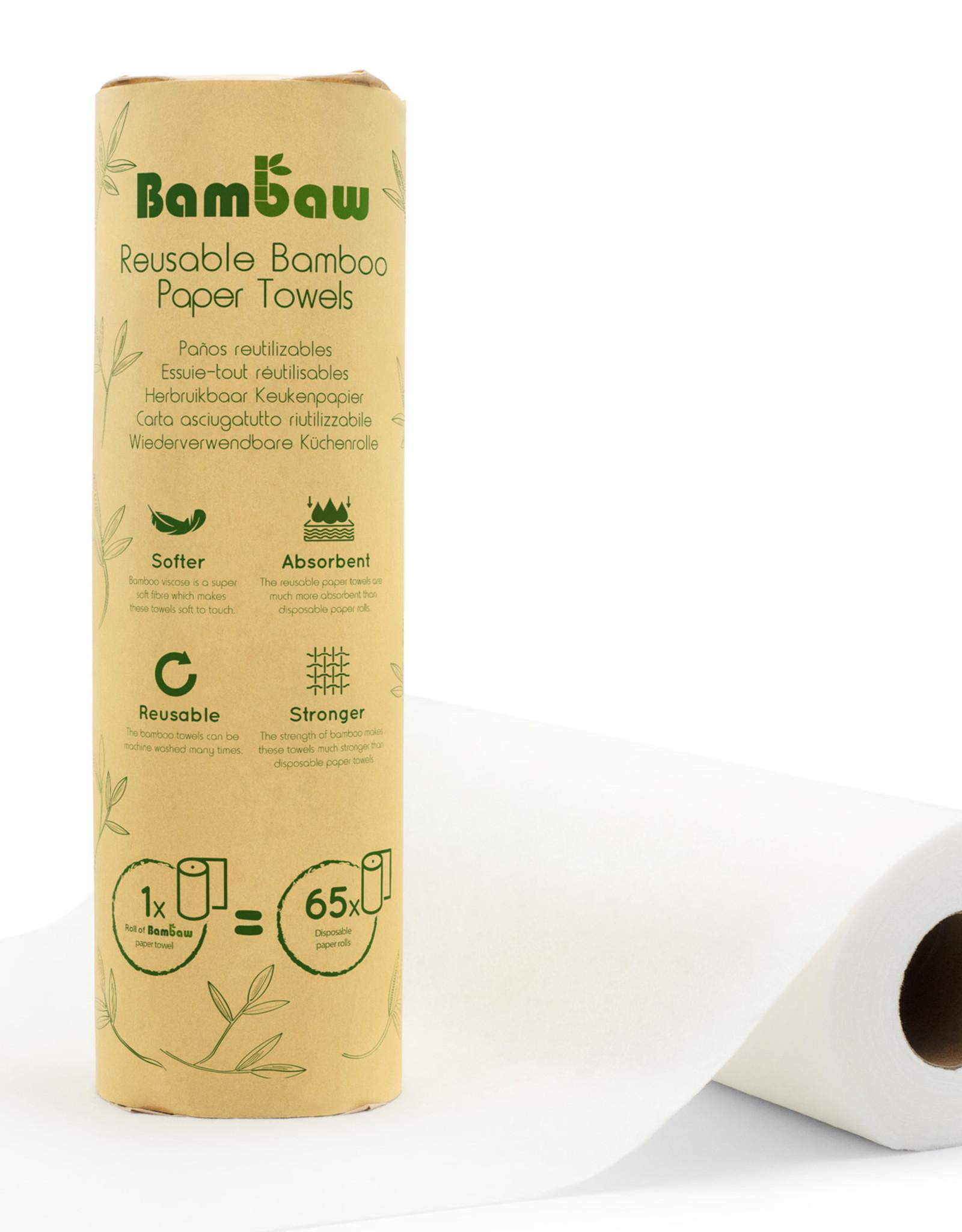 BamBaw Reusable bamboo towels