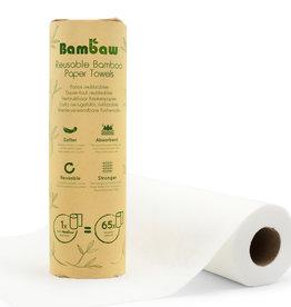BamBaw Herbruikbaar bamboe keukenrol