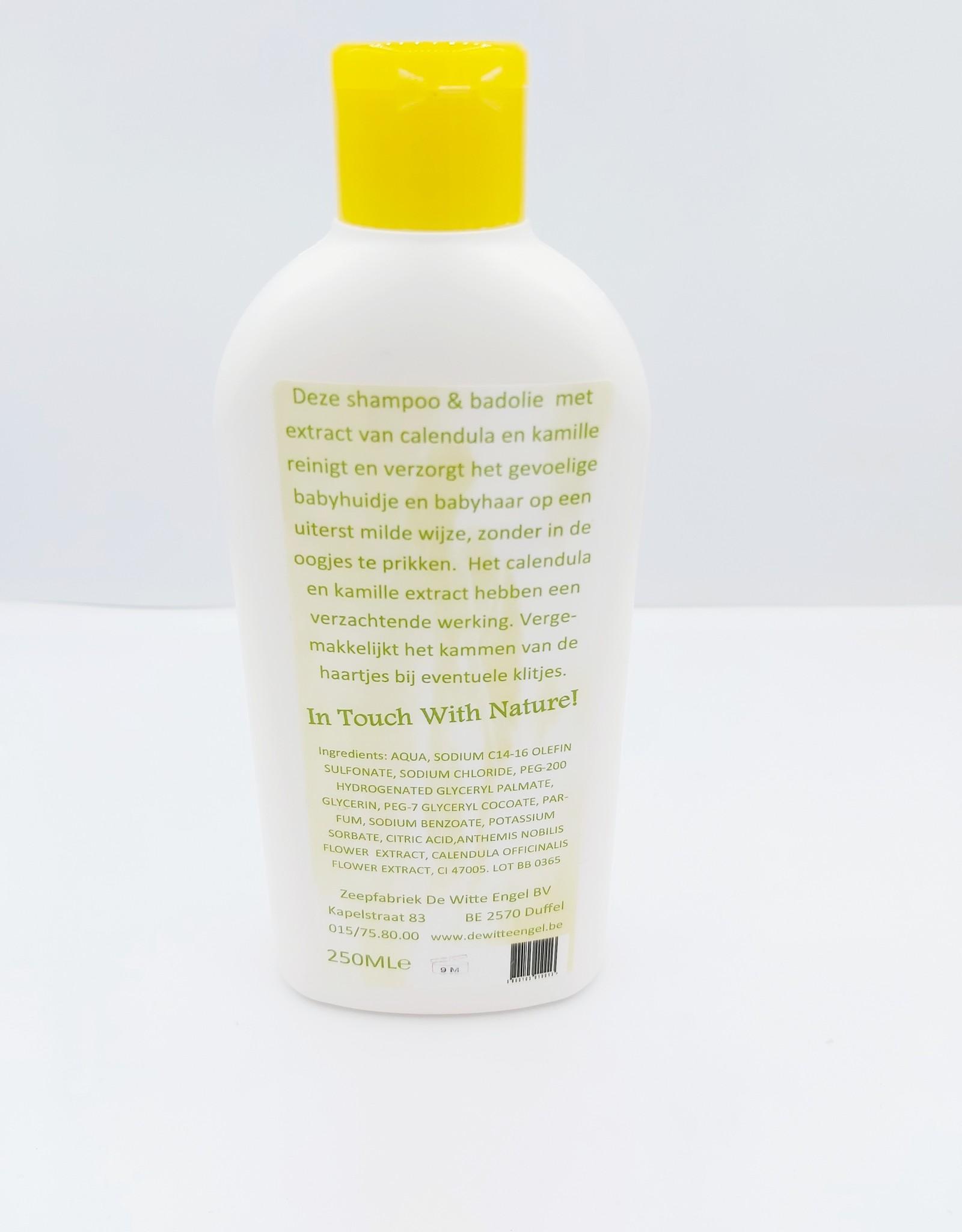 De Witte Engel Babyshampoo & badoil