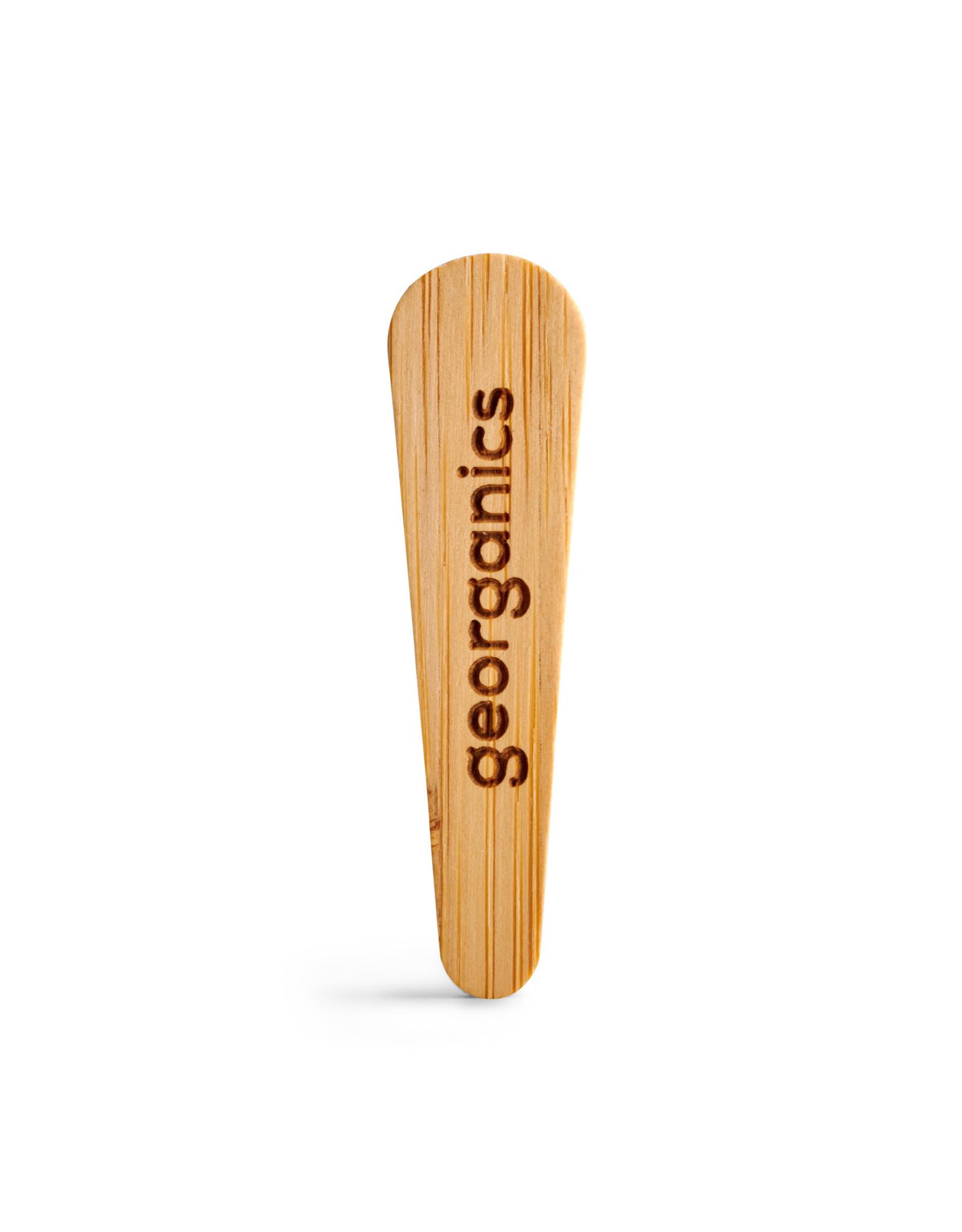 Bamboe tandpasta spatelje