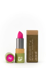 Go as ur Vegan Lippenstift  Electric Pink