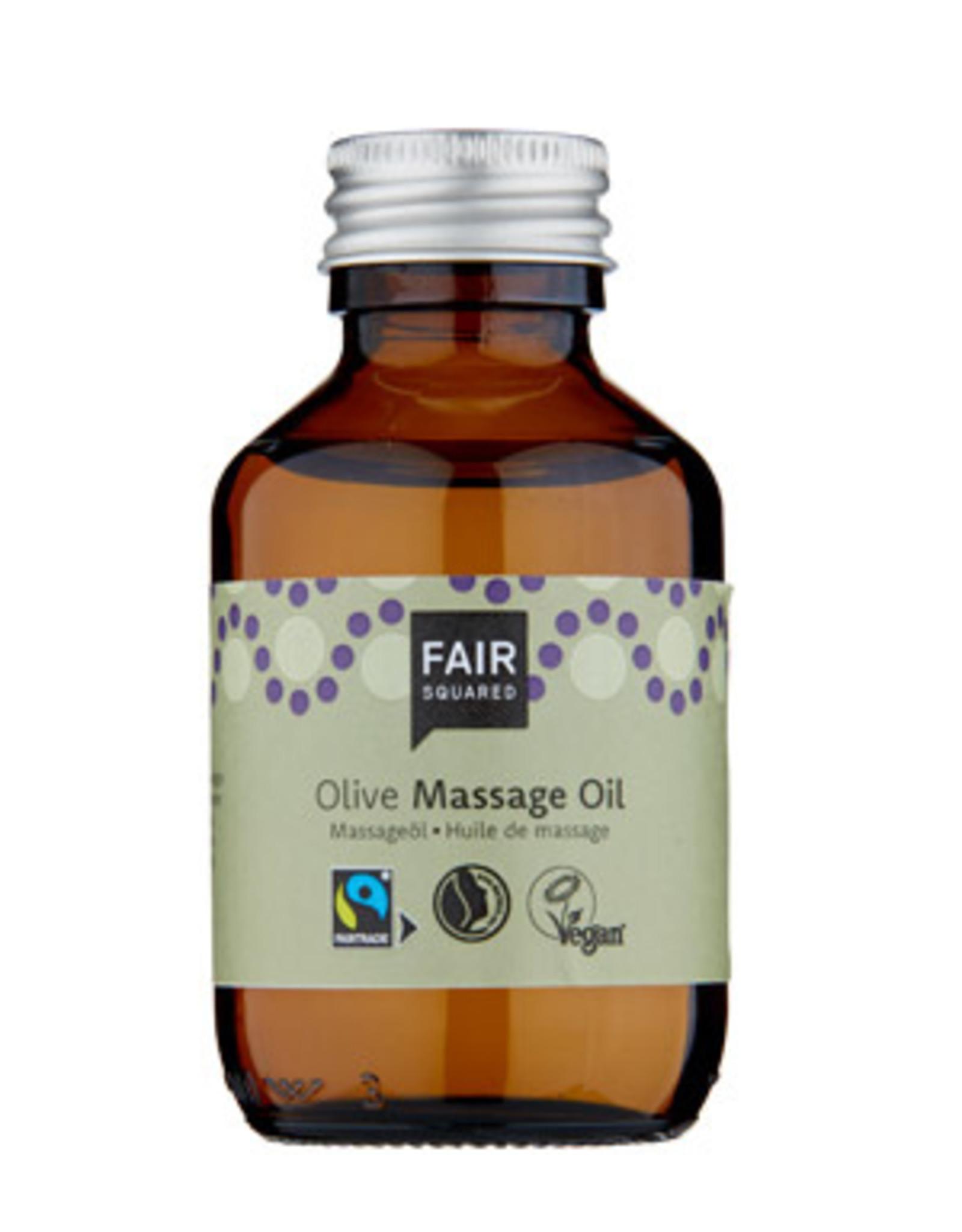 Fairsquared Massage Oil