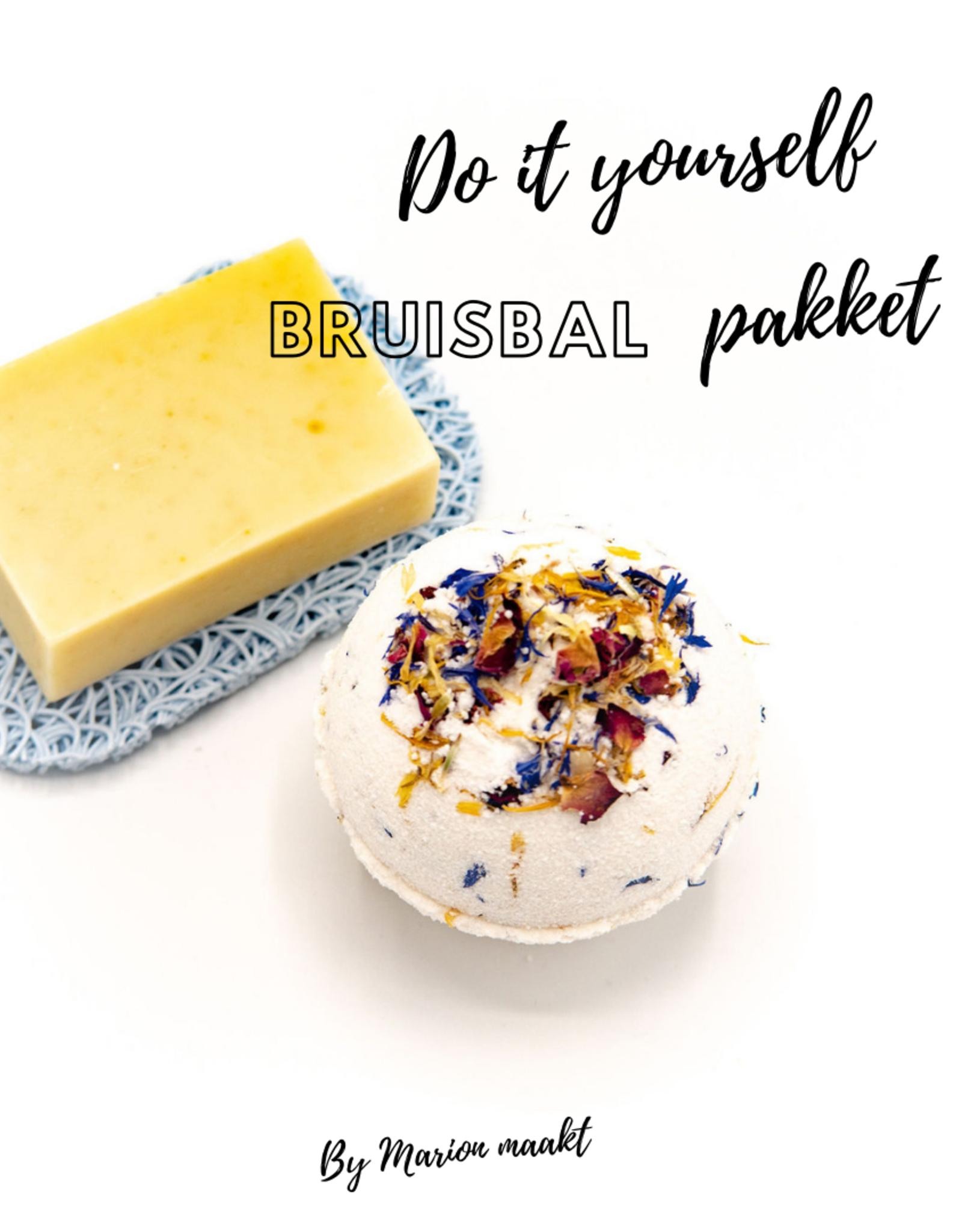 DIY- box: 5x Bruisbal
