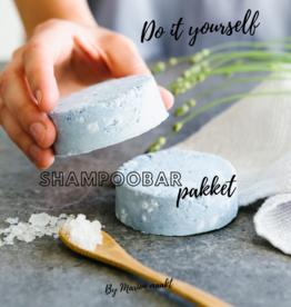 DIY- box: 5x shampoobar