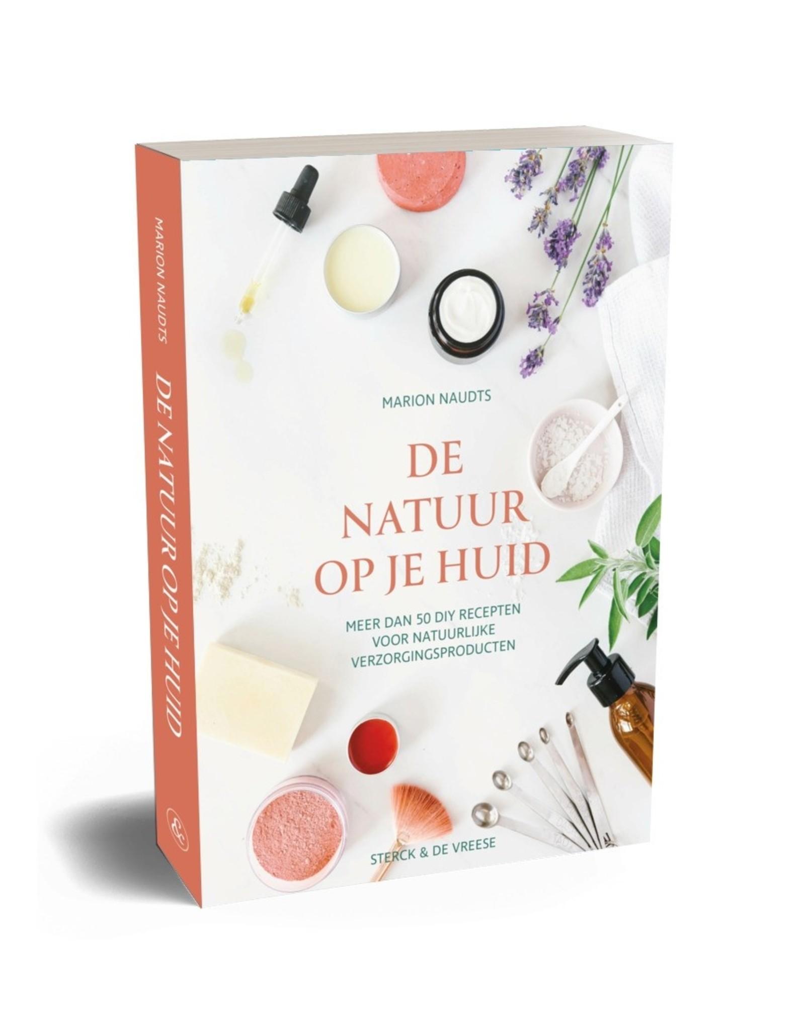 MarionMaakt Book: De natuur op je huid