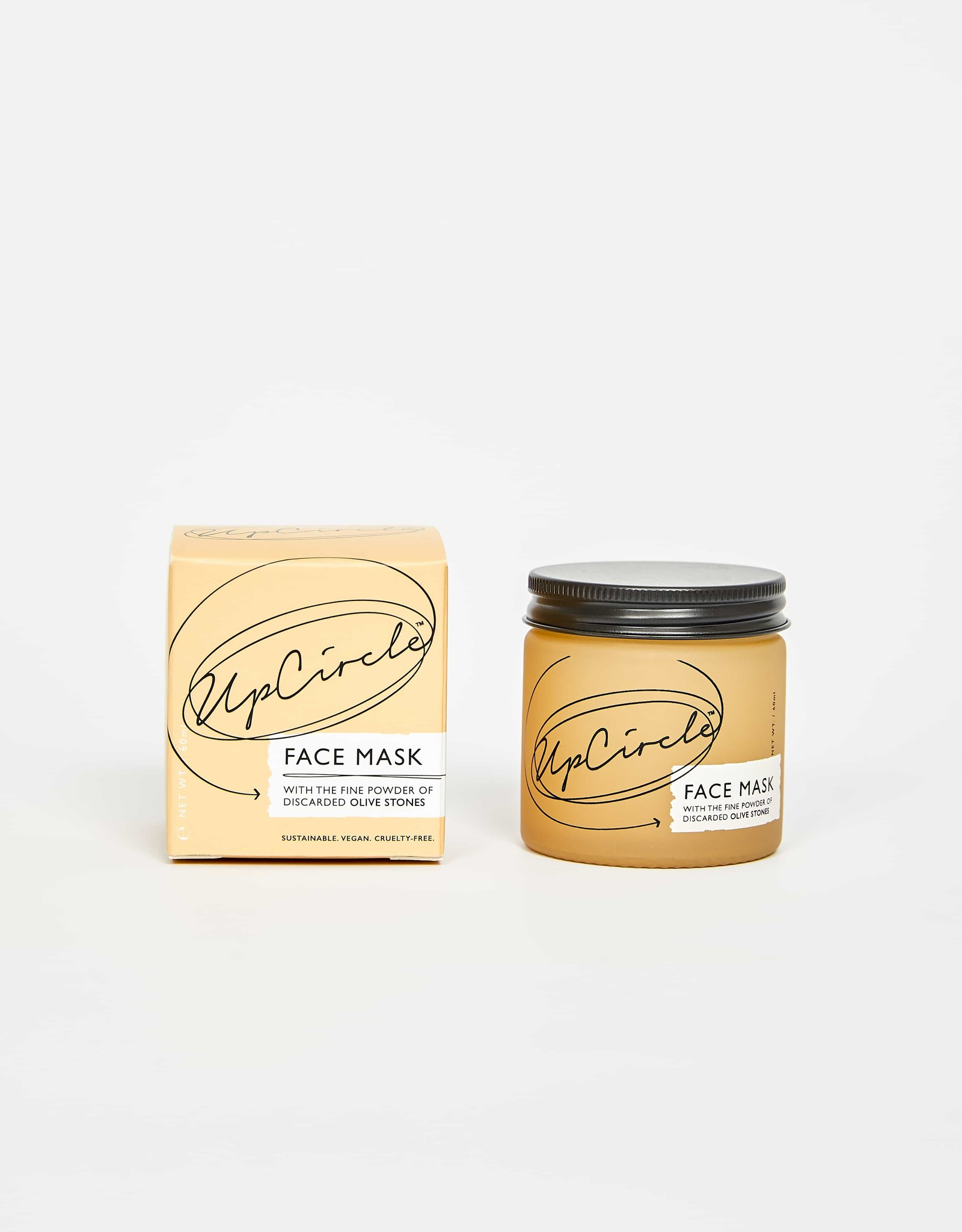 UpCircle Zuiverend gezichtsmasker