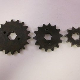 Sendai 4-takt Voortandwiel type: 428 ketting 20mm as - Copy - Copy - Copy - Copy - Copy
