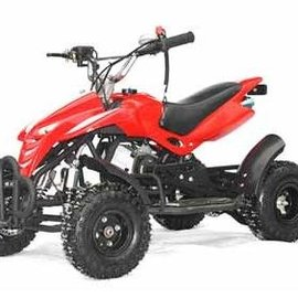 Sendai Miniquad 49cc rood