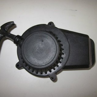 Sendai Trekstarter easy pull type 2 zwart plastic