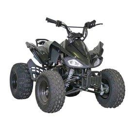 Quad / ATV 125cc Phyton zwart AANBIEDING!