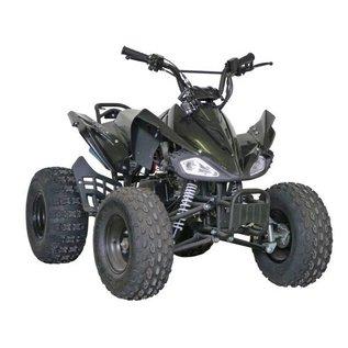 Quad / ATV 125ccm Phyton schwarz ANGEBOT!
