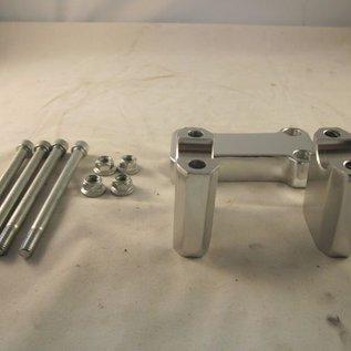 Sendai 4-takt Pitbike/Cross Stuurhouders aluminium 55mm hoog