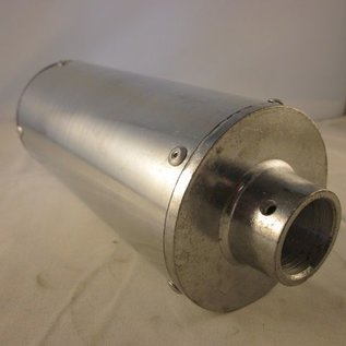 Sendai 4-takt Pitbike/Cross Losse demper (aluminium)