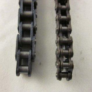 Sendai T8F ketting 59 schakels lengte: 94cm gesloten