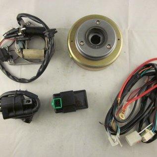 Sendai Electra set tot 125cc electrische start modellen
