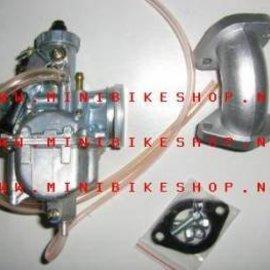 Sendai Mikuni 26mm carburateur kit incl. luchtfilter