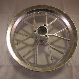 Sendai Voorvelg mini-crosser aluminium maat: 12,5x275