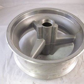 Sendai Voorvelg minibike Maat: 90/6.5 Naaf: 9 cm