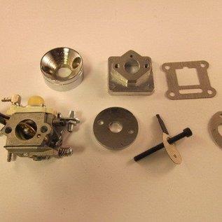 Sendai Butterfly carburateur kit 16mm (complete set)