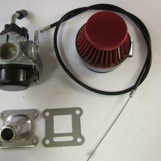 Sendai Performance Carburateur kit dellorto imi 14mm filter gaskabel