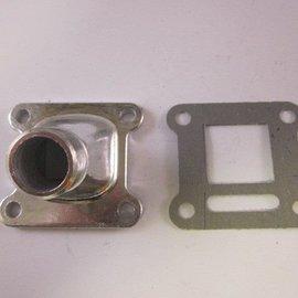 Spruitstuk en pakking voor 14mm carburateur 47/49cc (5I3)