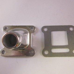 Spruitstuk en pakking voor 14mm carburateur 47/49cc