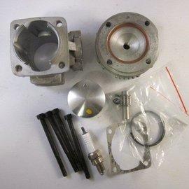 Sendai Cilinderset 49cc High Performance met boosterpoort zuigerpen12 (5A1)