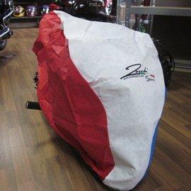 Sendai Minibike Afdekhoes rood/wit/blauw zocchi