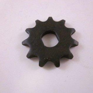 Sendai Voortandwiel 11 tands voor step (10mm) T8F ketting