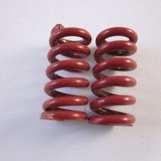 Sendai Koppelingsveren rood (2stk) 2,5mm (KA5)