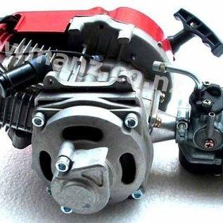 Universeel Motorblok compleet (TUNED!) 4 tot 5pk Nu ook 14mm!!!