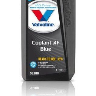 Valvoline Koelvloeistof tot -35 1liter AF Blue