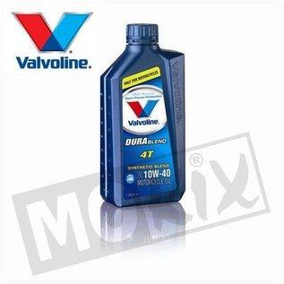 Valvoline Durablend 10W40 4-takt Synthetisch SAE 1 liter