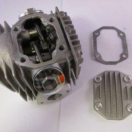 Sendai High performance cilinderkop 110/125cc 52,4mm